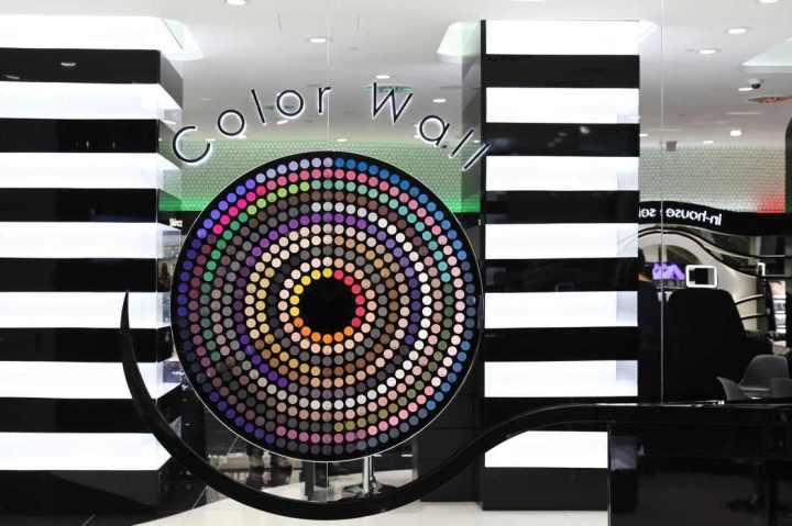 Sephora Color Wall