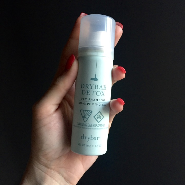 dry bar dry shampoo