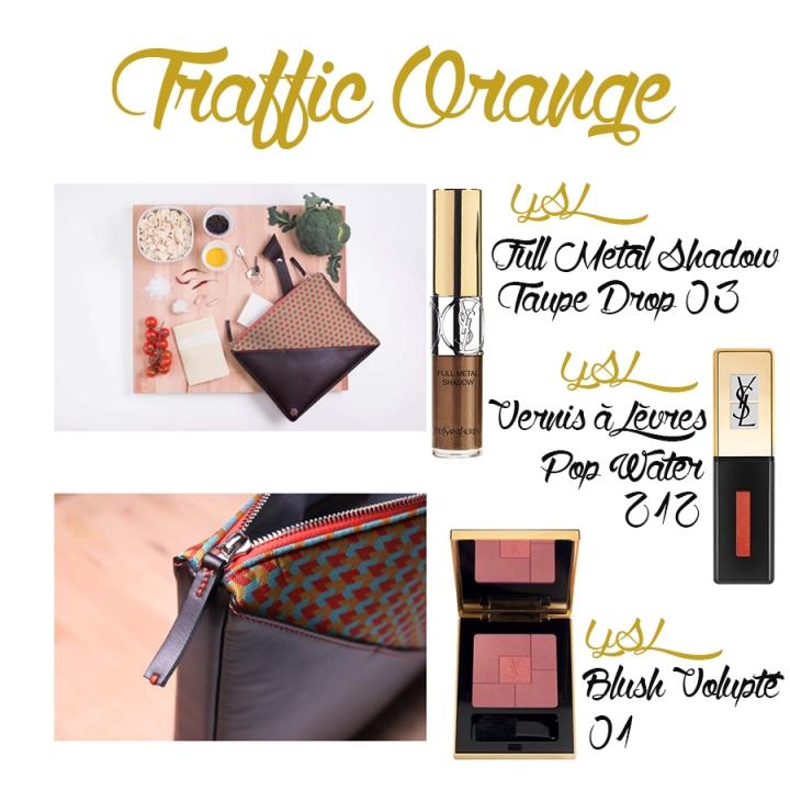 Trafiic Orange