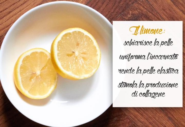 proprietà limone scrub