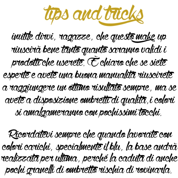 tips and trick peacock pavone