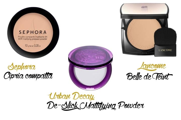 Beauty essentials Cipria