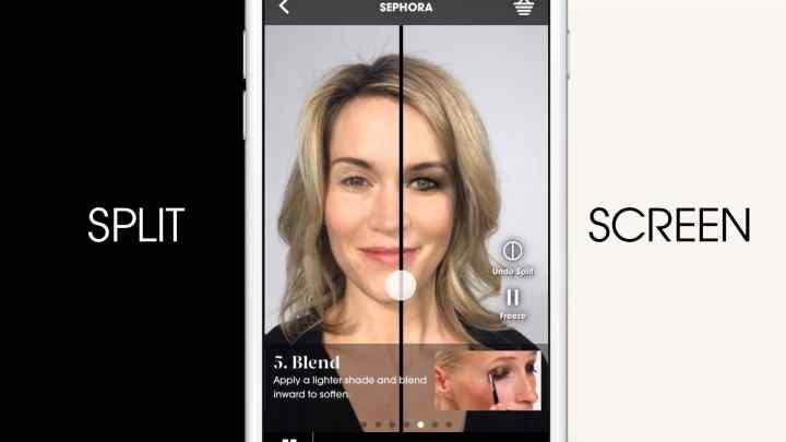 Sephora Virtual Artist 3