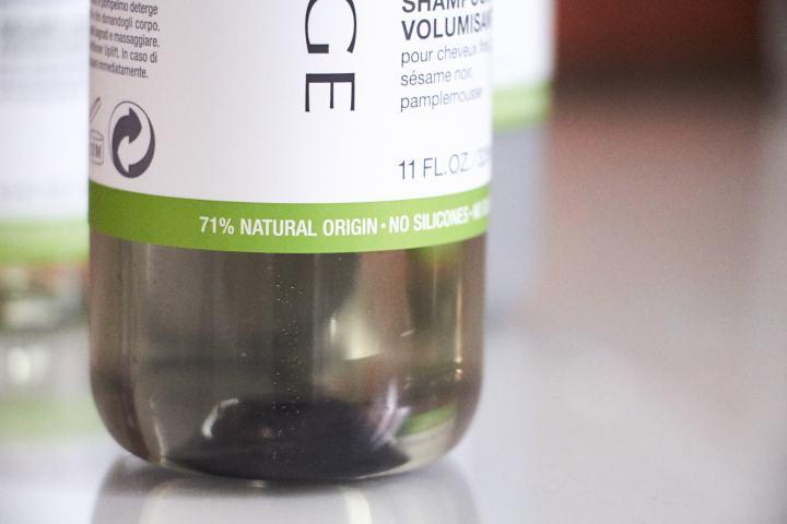 BIOLAGE RAW shampoo 3