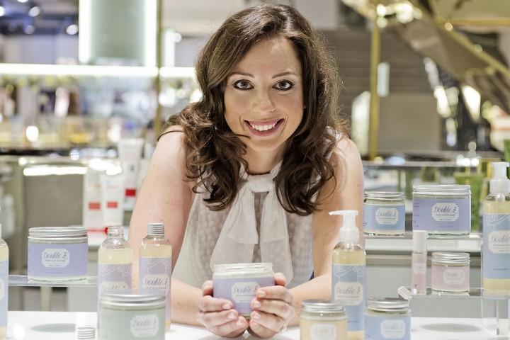 Sara Abbate & Double B, brand di cosmesi 100% bio evegan