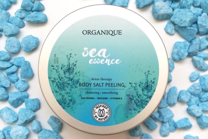 Il mare ti fa detox | Organique SeaEssence