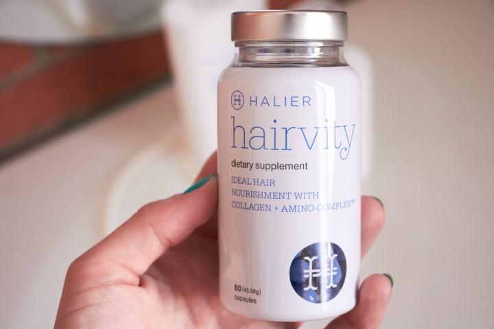 Hairvity Halier