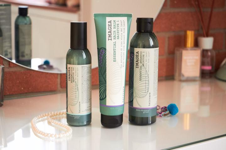 Essential di Imagea | Linea green per capelli naturali, sottili e/ograssi