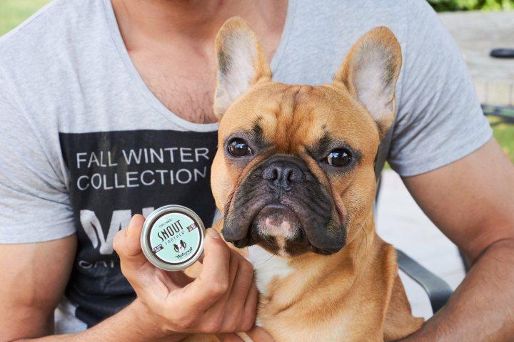 Balsami per la cura di rughe, naso e polpastrelli del nostro cane | Natural DogCompany