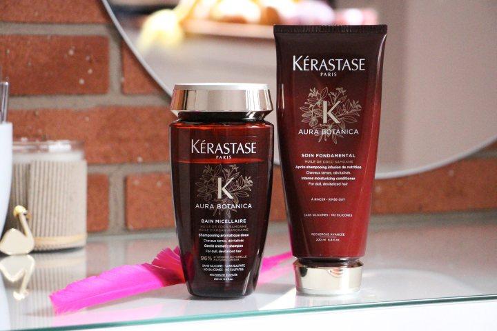 Aura Botanica, il rituale naturale per capelli diKérastase